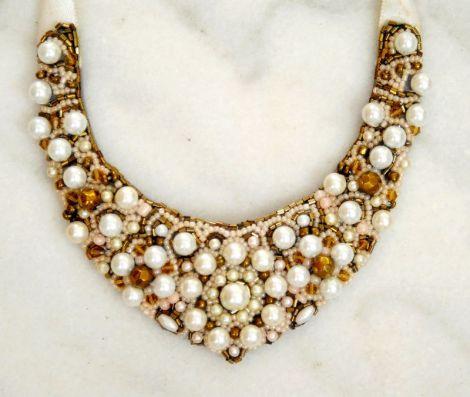 Colier cu perle