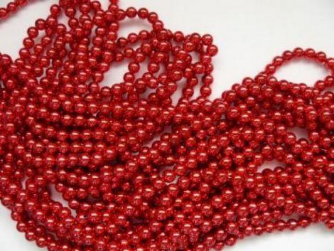 Margele rosii 8mm