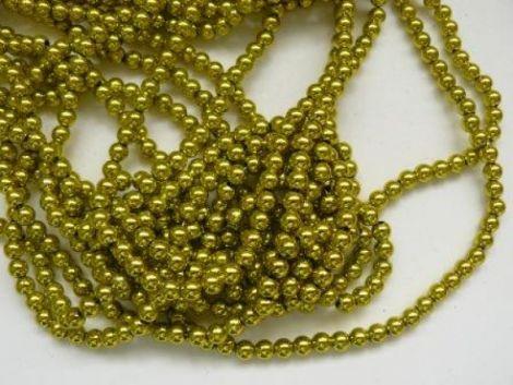 Margele aurii 5mm