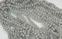 Margele argintii 8 mm