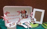 Set pentru mot cu Minnie Mouse