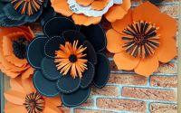 Diverse flori pentru amenajare panou