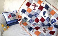 Vise frumoase 2.0 - baby quilt