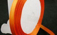 6 mm panglica satin - orange