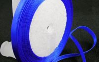 6 mm panglica satin - royal blue