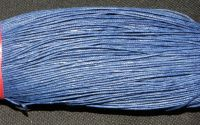 80m snut bumbac cerat 1mm - Dark Blue