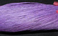 80m snut bumbac cerat 1mm - Lilac