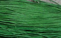 80m snut bumbac cerat 1mm - Green