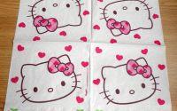 Servetel Hello Kitty pink