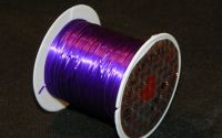 10m Crystal String elastic Purple 0.8mm