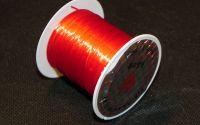10m Crystal String elastic Red 0.8mm
