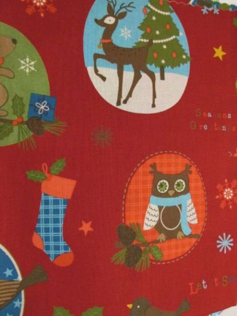 cupon material textil -48x145