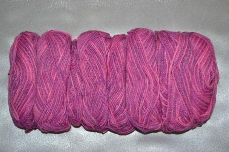 Fir amestec lana cu acril 300 g ace de 3.5 - 4 mm