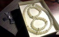 Set Ivory Pearl