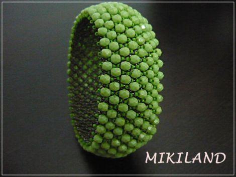 Bratara Capricho verde
