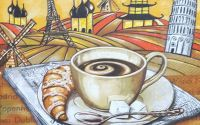 1152 Servetel  cafea 1