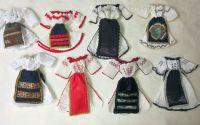 Sticla tuicapalinca personalizate Costum nationa