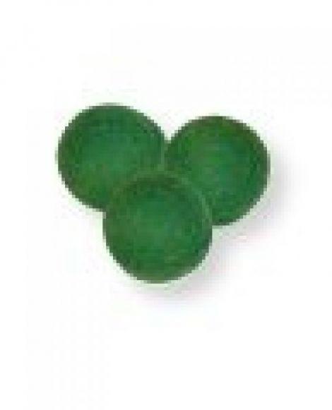 Bile 1 cm- verde inchis