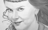 Portret Nicole Kidman