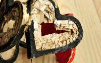 Bratara statement Chunky hearts