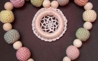 Colier pastel
