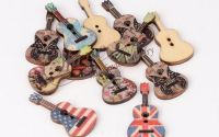 Nasturi din lemn chitara