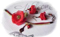 set floral corai