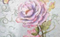 1310 Servetel bujor roz