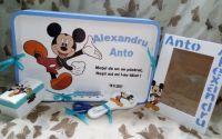 Set pentru mot cu Mickey Mouse