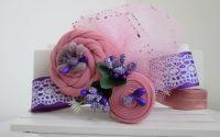 Bentita roz pentru fetita