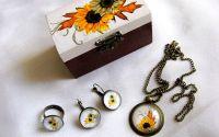 Set cadou - floarea soarelui-
