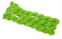 27m snur nylon tip Shamballa 1mm - Light Green