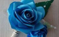 Flori de pus in piept - cocarde