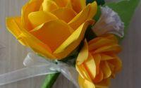 Flori de pus in piept - cocarda