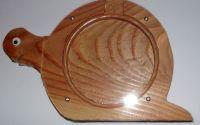 Pusculita din lemn - melc