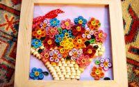 """Cos cu floricele - Concurs """"Anotimpul Florilor"""""""