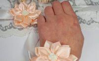 Corsaje somon pentru o nunta eleganta