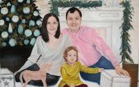 Portret familie