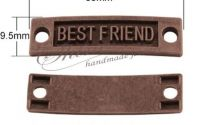 Link Best Friend cupru antichizat