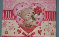 Servetel Valentine teddybear
