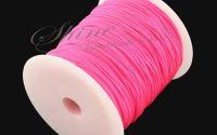 Snur nailon Deep Pink 1mm