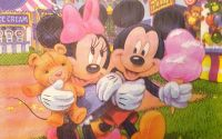 1331 Servetel Minnie si Mickey Mouse