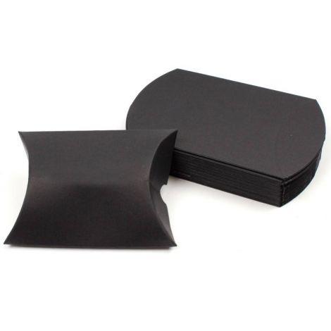 Cutiute pillow negre