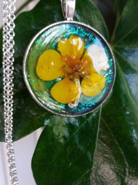 Pandativ floare naturala