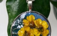 Pandativ floare galbena