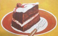 1339 Servetel chocolate cake
