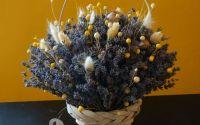 Cosulet cu levantica si alte flori uscate 3