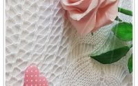 Trandafir -portelan rece