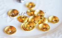 Capac auriu 13mm
