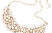 Colier perle elegant
